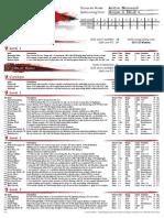 Spell Sheet - Example