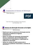 Aula_1 Fundamentos de Sistemas de Informação