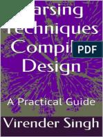 Parsing Techniques Compiler Design - Virender Singh