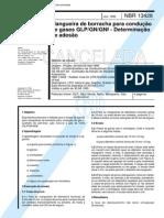 NBR 13428 - Mangueira de Borracha Para Conducao de Gases GLP