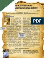 Chemie Nachrichten - História Da Química - 3ª Edição