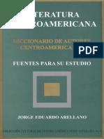Diccionario de Escritores Centroamericanos
