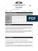 SBOA REPORT (SR) SK Kolombong Kota Kinabalu