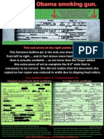 The Smoking Gun - New Additional Evidence Revealed Proving Obama Birth Certificate and PDF Document a Computer Made Forgery - by Paul Irey - 27 Jul 2015