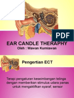 Ear Candle Theraphy