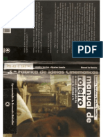 Manual de Roteiro- Leandro Saraiva e Newton Cannito