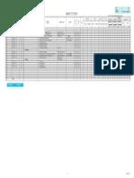 23.PB-2.GT 3-1 Fuel Oil Flow Divider Inlet Filter Unit (P-1)