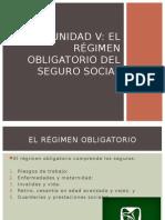 Regimen obligatorio del seguro social