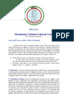 Documento Programmatico_MCLL