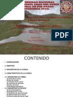 PARÁMETROS DE UNA CUENCA HIDROLOGICA
