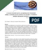 A CONSTRUÇÃO DA LEITURA E DA ESCRITA A PARTIR DA MODIFICABILIDADE COGNITIVA