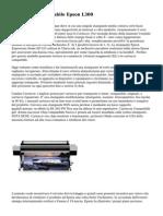 Stampante Ricaricabile Epson L300
