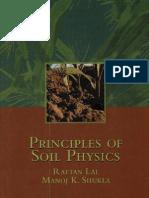 Soil Physics- principles charts