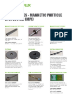 Accessories for Magnetic Particle Inspection Brochure - Jan 15 - English