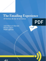 The Emailing Experience - 49 Formas de Dar en El Blanco