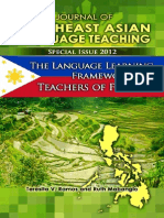 Journal of SEA Filipino 2012