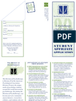 Div 29 Student Brochure