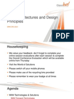 Wan Design Principle