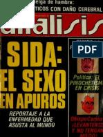 Analisis Sida El Sexo en Apuros