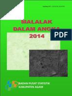 Kecamatan Malalak Dalam Angka 2014