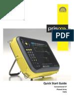 Prisma Quick Start Guide V18hd