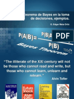 Bayes Theorem Applications