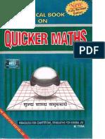 Quicker Maths- m Tyra