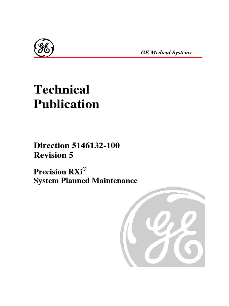 5146132-100_rev5 - System Planned Maintenance | Bearing (Mechanical) | Paint