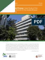 Energy Retrofit Godrej Bhavan CS