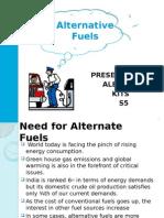 101731427 Alternative Fuels