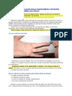 Stimularea Unui Punct Special Situat Pe Degetul Mijlociu Scade Imediat Tensiunea Arteriala Si Elimina Orice Durere