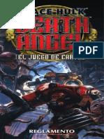 Spasce Hulk - Death Angel (Reglamenteo y FAQ)
