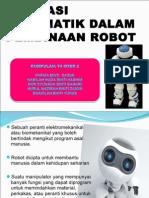 Math in Robot