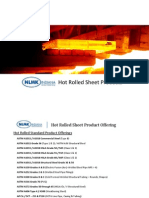 NLMK in Hot Rolled Products