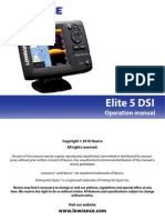 ELITE 5 DSI Manual Utilizator