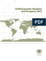 UN DESA World Economic Situation and Prospects June 2015