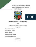 Maderara Nueva Era