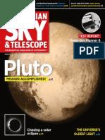 Australian Sky and Telescope  2015