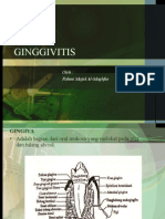 GINGGIVITIS