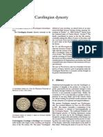 Carolingian Dynasty