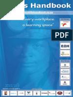Skills Handbook 2015/16 Version 0.1
