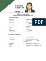 Cv- Cinthia Rueda Ordinola