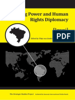 Shifting Power and Human Rights Diplomacy Brazil