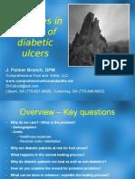 Advances in Healing of Diabetic Ulcers