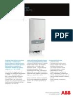 PVI-5000  Scheda Tecnica IT