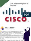 Cisco 300-115 Questions