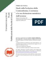 PIERODIVONAStudi Sulla Scolastica Della Controriforma