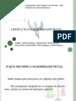 Apresentação Maioridade Penal (1)(3)