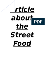 Article about the Street Food.docx