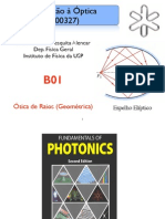 2014-Optica-B01-Otica de Raios & Espelhos Elipticos